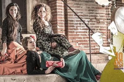 Trio Tsatsali à Toulouse