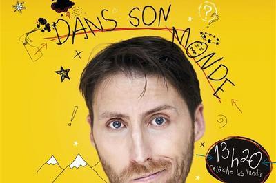 Tristan Zerbib Dans Son Monde à Avignon