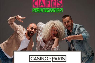 Trois Cafes Gourmands à Paris 9ème