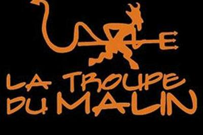 Troupe Du Malin Vs Lips Montreal à Nantes