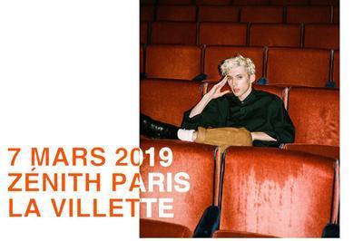 Troye Sivan à Paris 19ème