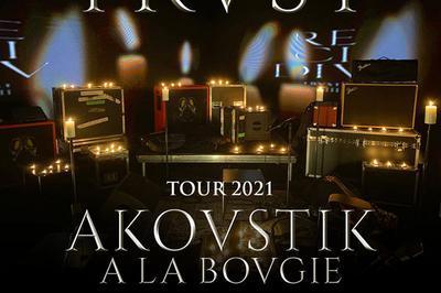 Trust Akoustik Tour à Beauvais
