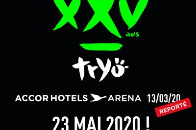 Tryo à Paris 12ème