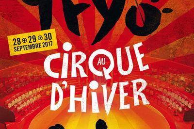 Tryo à Paris 11ème