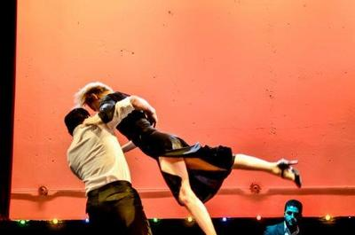 Tu nombre me sabe a tango à Villefranche sur Saone