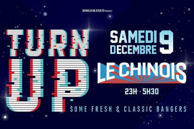 Turn Up #1 à Montreuil