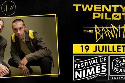 Twenty One Pilots - The Bandito Tour à Nimes