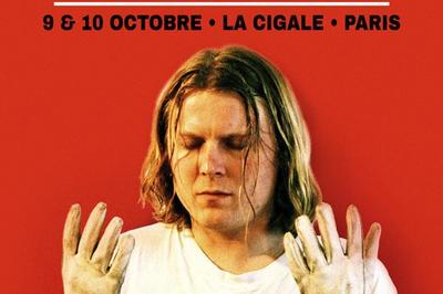 Ty Segall & Freedom Band à Paris 18ème