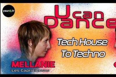 U Can Dance Mellanie & CYRIL M à Montpellier