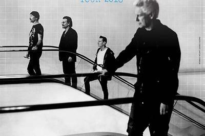 U2 Experience et Innoncence Tour 2018 à Paris 12ème