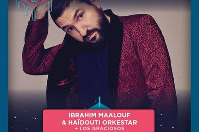 Ibrahim Maalouf & Haïdouti Orkestar à Perpignan