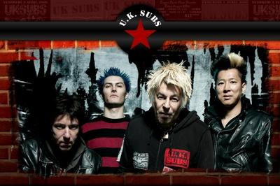 Uk Subs, Tv Smith et The Foxy Ladie à Bourgoin Jallieu