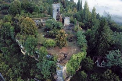 Un Château Fort Exceptionnel Du Périgord à Mauzens et Miremont