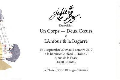 Un Corps - Deux Cœurs // L'Amour & la Bagarre à Nantes