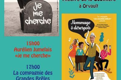Un dimanche d'humour au profit du Secours Populaire à Orvault