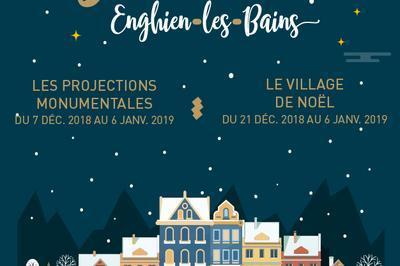 Un hiver scintillant à Enghien-les-Bains - Noël illumine la ville ! à Enghien les Bains