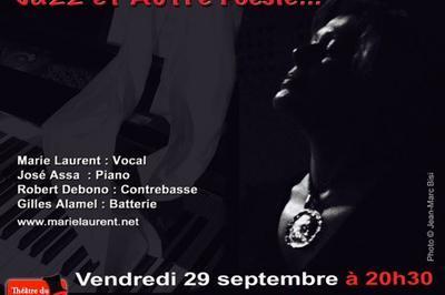 Un Instant Nougaro... Jazz et Autre Poésie... à Marseille