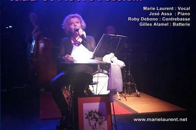 Un Instant Nougaro. Jazz et Autre Poésie à Marseille