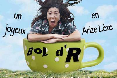 Un joyeux bol d'R à Daumazan sur Arize