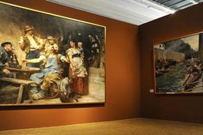 Un Musée Dans Une Abbaye à Reims