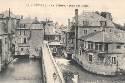 Un Quartier Disparu: Les Pâtis De Nevers
