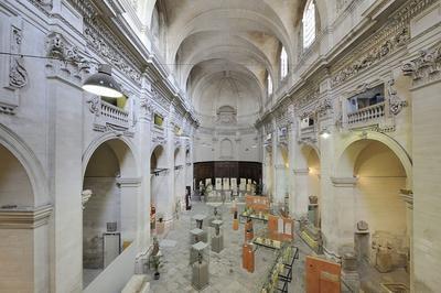 Un Trésor Méconnu De La Collection Du Marquis De Campana: Un Pithos étrusque Au Musée Lapidaire à Avignon