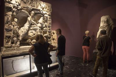 Une Divinité Peut En Cacher Une Autre, Les Dieux En Gaule Romaine à Metz