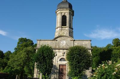 Une Église Du 19e Siècle à Nant le Grand