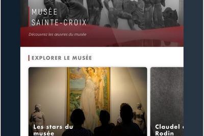 Une Nouvelle Application De Visite Du Musée à Poitiers