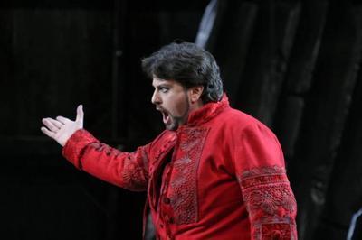Une Nuit à l'Opéra à Les Arcs