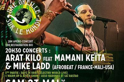 Une Oreille sur le Monde - Concerts - Soirée Ascensionnelle! à Treffiagat