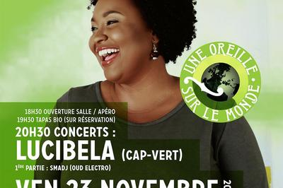 Lucibela (Cap-Vert) et Smadj (Oud Electro) à Treffiagat