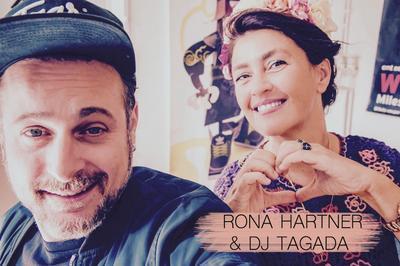Rona Hartner et DJ Tagada (Balkan Fusion / Roumanie) et El Maout (Electro Buccal) à Treffiagat