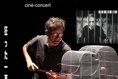 Une Page Folle (Ciné-Concert De François Sales) à Montreuil