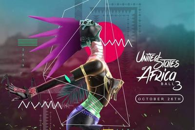United States Of Africa Ball III  à Paris 3ème