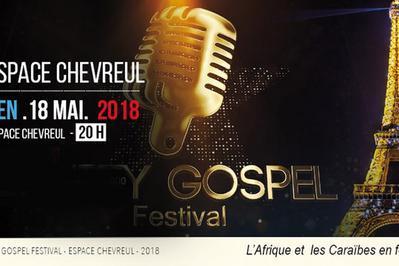 Unity Gospel Festival France 2018 à Nanterre