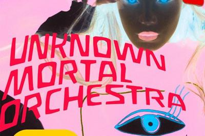 Unknown Mortal Orchestra + Invite à Bordeaux