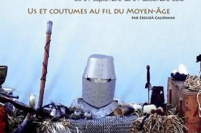 Us et Coutumes au fil du Moyen Age à Cavalaire sur Mer