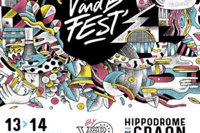 V And B Fest - Pass 1 Jour - V And B Fest à Craon