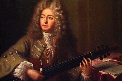 Eric Jurenas: Recital à Versailles