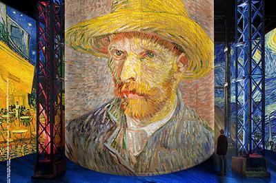 Van Gogh, La nuit étoilée et Japon rêvé à Paris 11ème