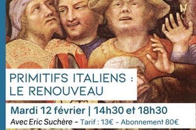 |variation Sur L'art | Primitifs Italiens ,le Renouveau | à Macon