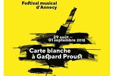Variations Inattendues - G. Proust à Annecy