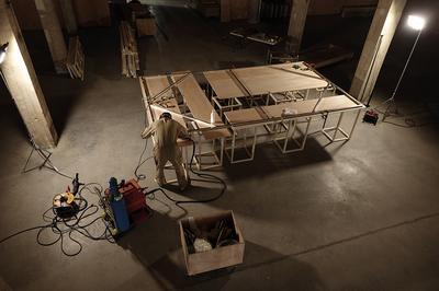 Venez Découvrir, L'histoire De L'ancienne Usine Jusqu'à Son Réaménagement En Centre D'art à Amilly