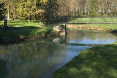 Venez Découvrir Un Parc De Château à Juzennecourt