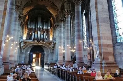 Venez écouter Les Orgues De L'abbatiale à Saint Avold