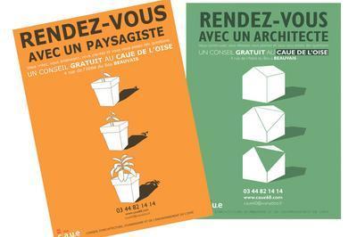 Venez Partagez Vos Idées Avec Un Architecte Et Un Paysagiste à Beauvais