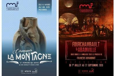 Venez (re)découvrir Les Expositions Du Musée ! à Nevers