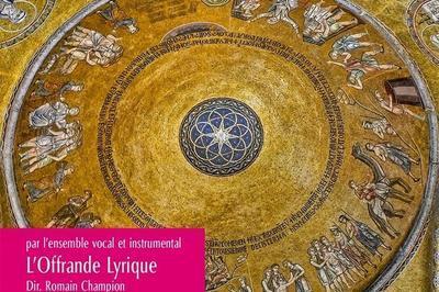 Vêpres De La Vierge De Venise à Versailles à Paris 6ème