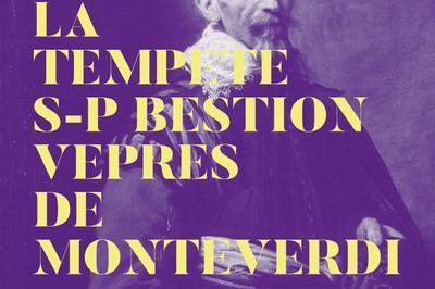 Vepres De Monteverdi à Argenteuil